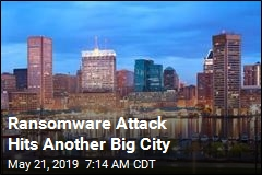 Ransomware Attack Hits Another Big City