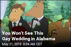 Gay Wedding on Kids' Show Blocked in Alabama