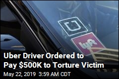 Jury Rules That Uber Driver Was War Criminal