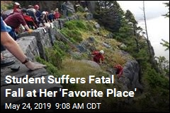 Student Suffers Fatal Fall at Her 'Favorite Place'