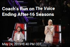 Adam Levine Will Turn Over His Voice Seat to Gwen Stefani
