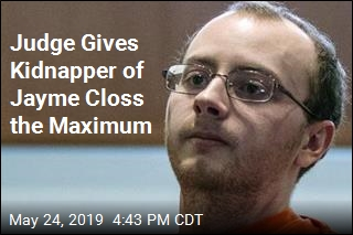 Judge Gives Kidnapper of Jayme Closs the Maximum