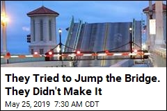 They Tried to Jump the Bridge. They Didn't Make It