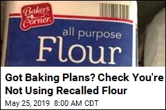 Got Baking Plans? Check You're Not Using Recalled Flour