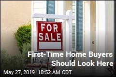 First-Time Home Buyers Should Look Here