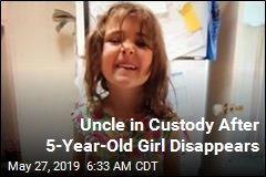 Uncle in Custody After 5-Year-Old Girl Disappears