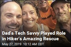 Hiker's Incredible Story May Lead to Better Rescue Tech