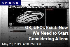 We're Finally Accepting UFOs. But What About Aliens?