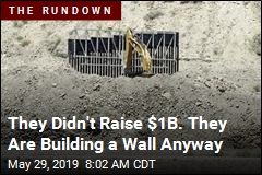 They Didn't Raise $1B. They Are Building a Wall Anyway