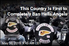 This Country Is First to Completely Ban Hells Angels