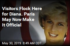 Paris Set to Greenlight Special Tribute to Princess Diana