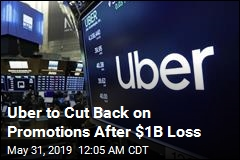 Uber Loses Another $1B