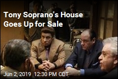 Tony Soprano's House Goes Up for Sale