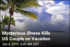 Mystery Illness Kills American Couple in Fiji