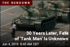 Somehow, We Still Don't Know Who 'Tank Man' Is