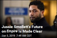 Empire Is Done With Jussie Smollett