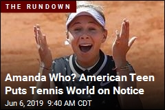 Amanda Who? American Teen Puts Tennis World on Notice