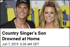 Rep Says Country Singer's 3-Year-Old Son Drowned