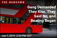 Gang Demanded They Kiss. They Said No, and Beating Began