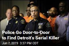 Police Go Door-to-Door to Find Detroit's Serial Killer