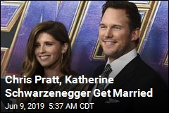 Chris Pratt Gets Married