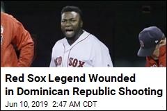 Red Sox Legend Wounded in Dominican Republic Shooting