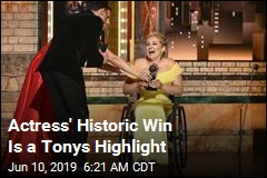 Hadestown Wins Big at Tony Awards