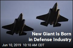 New Giant Is Born in Defense Industry