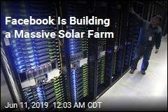 Facebook Is Building a Massive Solar Farm