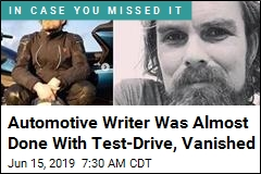 Writer Test-Driving Motorcycle for Article Has Gone Missing