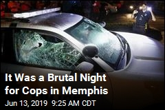 It Was a Brutal Night for Cops in Memphis