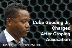 Cuba Gooding Jr. Charged After Groping Accusation