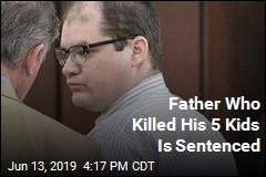 Jury Sentences Father Who Killed His 5 Kids