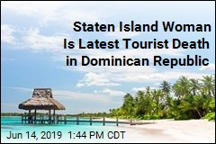 8th Tourist Dies in Dominican Republic; Cops Eye Booze