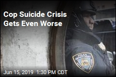 Cop Suicide Crisis Gets Even Worse
