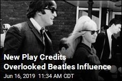 Play Rethinks Cynthia Lennon's Place in Beatles History