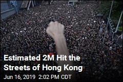Hong Kong Crisis Is Far From Over