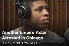 Another Empire Actor Arrested in Chicago