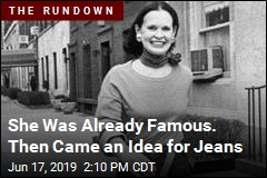 She Was Already Famous. Then Came an Idea for Jeans