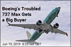 737 Max Gets 'Huge Vote of Confidence'