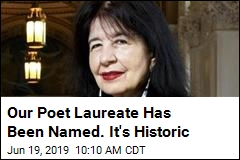 Meet Our First-Ever Native American Poet Laureate