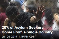 20% of Asylum Seekers Come From a Single Country