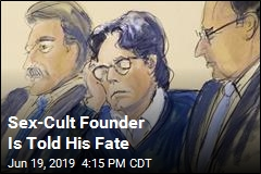 Sex-Cult Founder Is Told His Fate