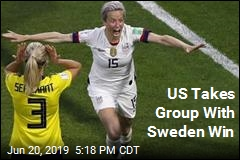 This Time, US Defeats Sweden