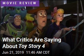 Pondering Death, Toy Story 4 'Feels Exquisitely Alive'