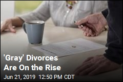 'Gray' Divorces Are On the Rise