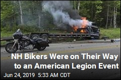 NH Bikers Were on Their Way to an American Legion Event