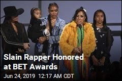 Nipsey Hussle, Mary Blige Honored at BET Awards