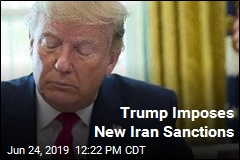 Trump Tightens Sanctions on Iran