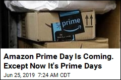 Amazon Prime Day Is Coming. Except Now It's Prime Days